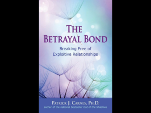 Screenshot of Betrayal Bonds book Cover